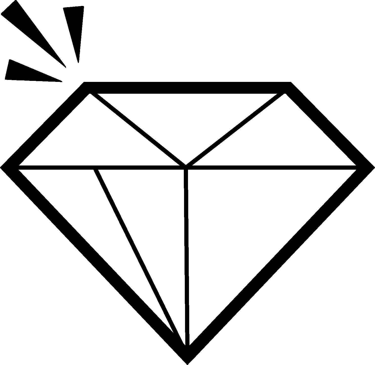 logo black diamond tattoo